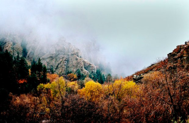 Fall Comes to the Wasatch Front