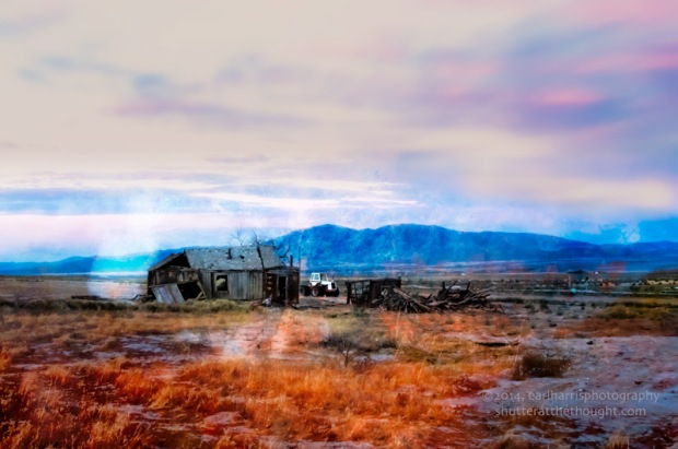 """How Time Heals"", Nikon D300, ISO 200, HDR using 3 frames and bracketed aperture at 10 seconds per frames, 35mm"