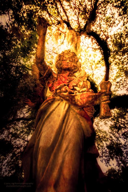 """The Third Angel"" - copyright 2014, earlharrisphotography"