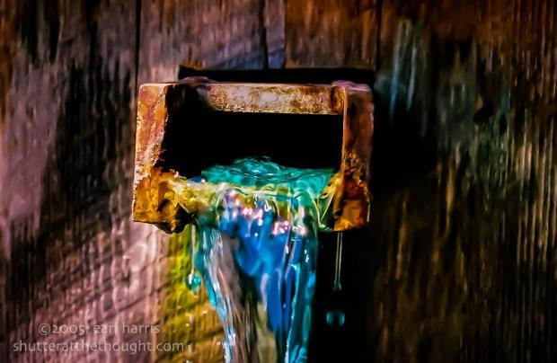 """""""Water Spout, Park City Utah"""""""