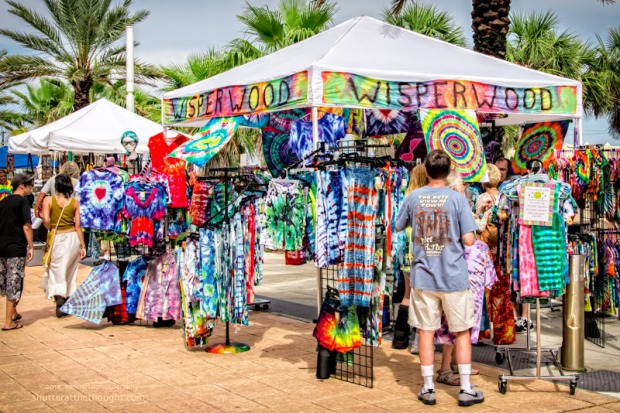 Wisperwood Tie-Dye helped a lot of people unleash their inner hippie.