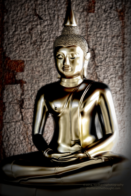 """Buddha"", Nikon D800, ISO 250, f/11 at 1/80 sec., 135mm"