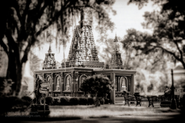 """Mahabodhi Temple"", Nikon D800, ISO 250, f/9 at 1/125 sec., 58mm"