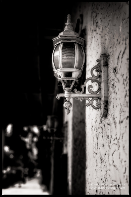 """Dark Lamp"", Nikon D800, ISO 320, f/2.8 at 1/4000 sec., 50 mm"